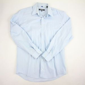 Kenneth Cole Reaction Men's Dress Shirt Slim 15.5